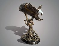 Wings of Fury 2015 40 in Sculpture by Barry Stein - 3