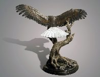 Wings of Fury 2015 40 in Sculpture by Barry Stein - 5