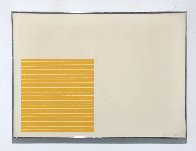 Benjamin Moore Series: Palmito Ranch 1972 Limited Edition Print by Frank Stella - 1