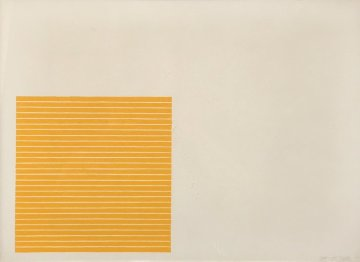 Benjamin Moore Series: Palmito Ranch 1972 Limited Edition Print by Frank Stella