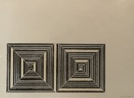 Les Indes Galantes III AP 1973 Limited Edition Print by Frank Stella - 1