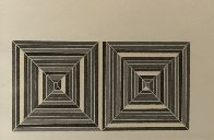 Les Indes Galantes III AP 1973 Limited Edition Print by Frank Stella - 2