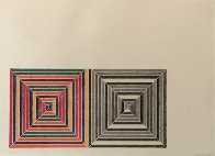 Les Indes Galantes V AP 1973  Limited Edition Print by Frank Stella - 0