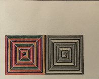 Les Indes Galantes V AP 1973  Limited Edition Print by Frank Stella - 1