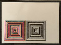 Les Indes Galantes V AP 1973  Limited Edition Print by Frank Stella - 4