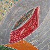 Polar Coordinates VII 1980 Unique Embellished Works on Paper (not prints) by Frank Stella - 4