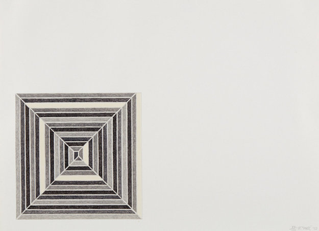 Hyena Stomp, From Jasper's Dilemma 1973 Limited Edition Print by Frank Stella