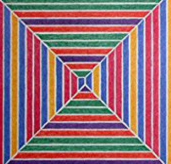 Les Indes Galantes II 1973 Limited Edition Print - Frank Stella