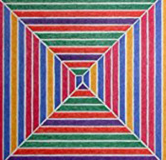 Les Indes Galantes II 1973 Limited Edition Print by Frank Stella
