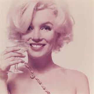 Marilyn, the Last Sitting-Here's to You 1962 Photography by Bert Stern