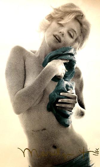 Marilyn Monroe 1962 Photography by Bert Stern
