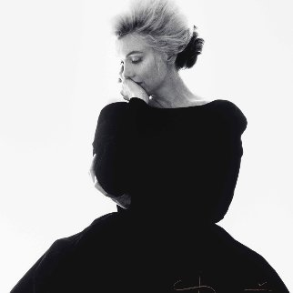 Marilyn Monroe the Last Sitting Poster 1962 HS Photography by Bert Stern