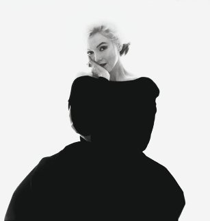 Marilyn Looking At You Limited Edition Print - Bert Stern