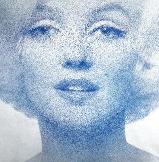 Marylin Monroe  Head Shot Limited Edition Print - Bert Stern