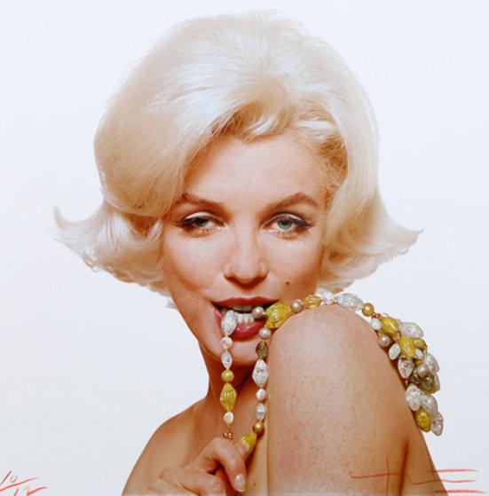 Marilyn Monroe: The Last Sitting Portfolio 7 1962 Photography by Bert Stern