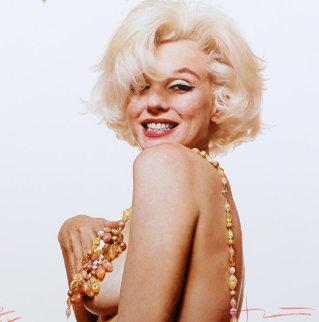 Marilyn Monroe: The Last Sitting Portfolio 6 1962 Photography by Bert Stern