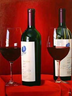 A Toast to Opus  AP  Limited Edition Print - Thomas Stiltz