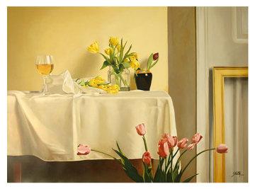 Artist Studio 2001 Limited Edition Print - Thomas Stiltz