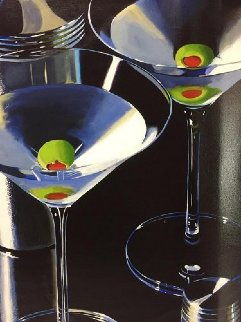 Martini Magic 2009 Limited Edition Print - Thomas Stiltz