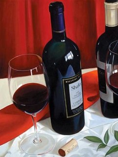 100 Percent Cabernet  Limited Edition Print - Thomas Stiltz
