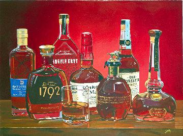 Just Right 2021 28x38 Original Painting - Thomas Stiltz