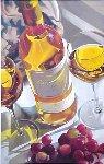 Glasses of Gold 2002 58x40 Original Painting - Thomas Stiltz