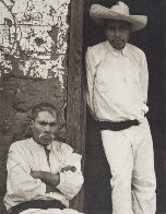 Men of Santa Ana - Photogravure, From the 1967 Edition Photography by Paul Strand - 0