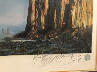 Monument Valley PP 1993 Limited Edition Print by Brett Livingstone Strong - 3