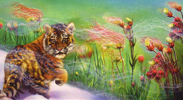 Spring Time 1984 Limited Edition Print by Brett Livingstone Strong