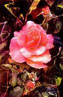 Prehistoric Rose 1984 Limited Edition Print by Brett Livingstone Strong - 0