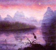 Hidden Valley 1984 Limited Edition Print by Brett Livingstone Strong - 1
