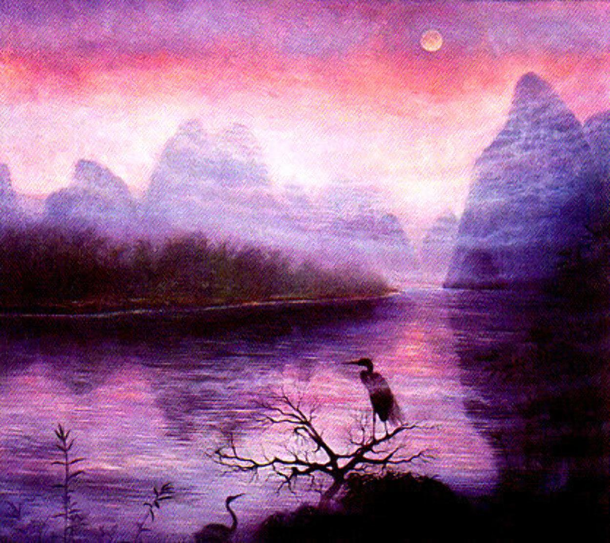 Hidden Valley 1984 Limited Edition Print by Brett Livingstone Strong