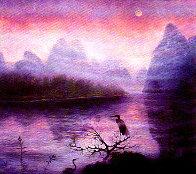 Hidden Valley 1984 Limited Edition Print by Brett Livingstone Strong - 0