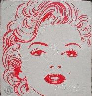 Marilyn Monroe 1984 Limited Edition Print by Brett Livingstone Strong - 1