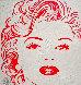 Marilyn Monroe 1984 Limited Edition Print by Brett Livingstone Strong - 0