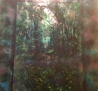 Emerald Rainforest 1990  Limited Edition Print by Brett Livingstone Strong - 4