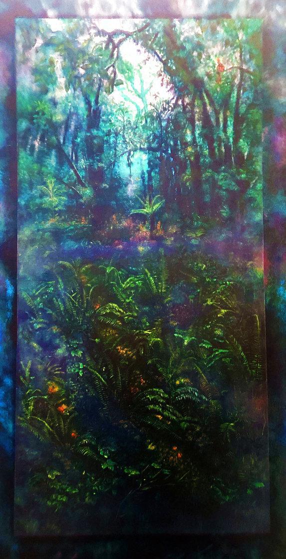 Emerald Rainforest 1990  Limited Edition Print by Brett Livingstone Strong