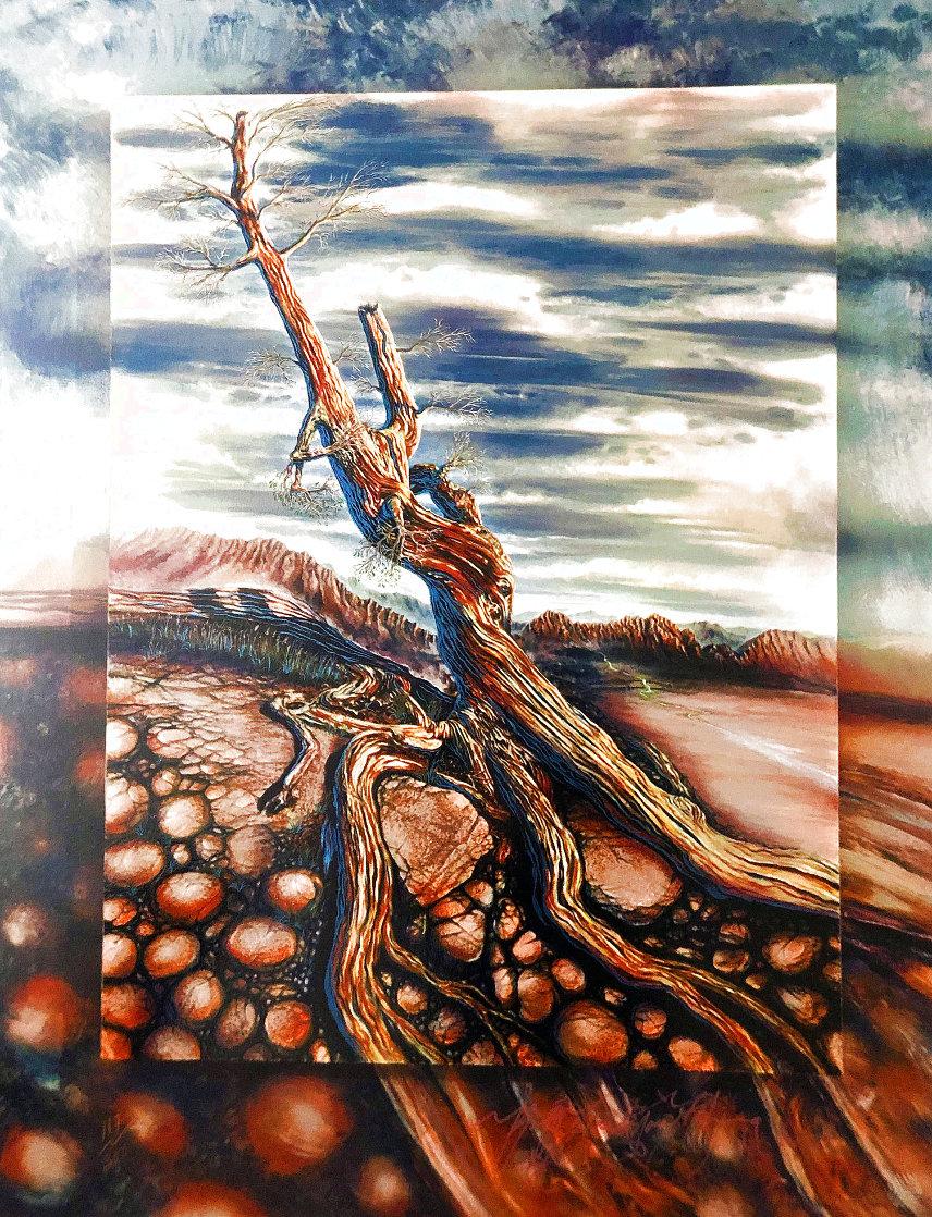 Timeless 1989 Super Huge Limited Edition Print by Brett Livingstone Strong