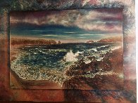 Surreal Sea 1990  Limited Edition Print by Brett Livingstone Strong - 1