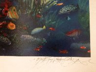 Great Barrier Reef 1996 Limited Edition Print by Brett Livingstone Strong - 5