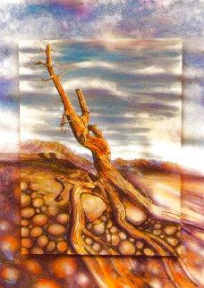 Timeless AP 1989  Huge Limited Edition Print - Brett Livingstone Strong