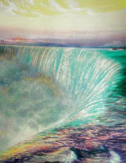 Niagara Falls 1992 Limited Edition Print - Brett Livingstone Strong