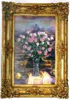 Renaissance Effect 41x35 Huge Original Painting by Brett Livingstone Strong - 1