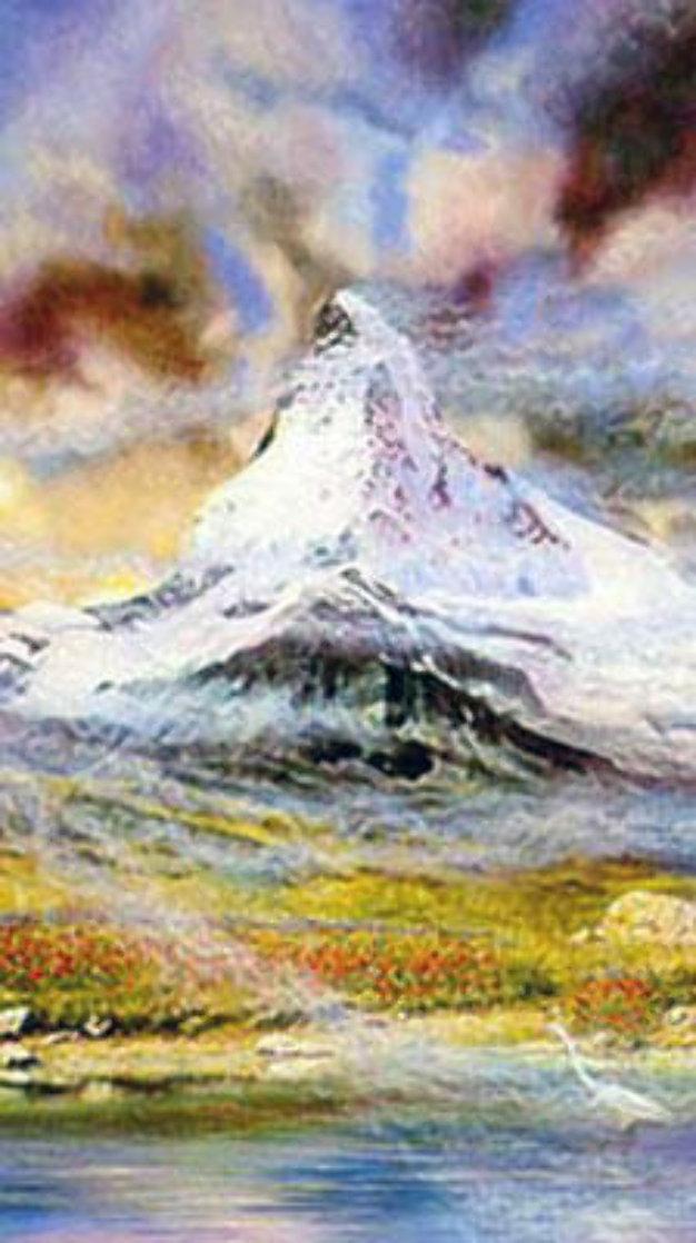 Matterhorn 1993 Limited Edition Print by Brett Livingstone Strong