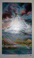 Matterhorn 1993 Limited Edition Print by Brett Livingstone Strong - 4