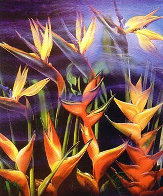 Birds of Paradise Limited Edition Print by Brett Livingstone Strong - 0