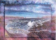 Surreal Sea 1989 Limited Edition Print by Brett Livingstone Strong - 1