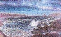 Surreal Sea 1989 Limited Edition Print by Brett Livingstone Strong - 0