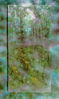 Emerald Rainforest 1990 Limited Edition Print by Brett Livingstone Strong