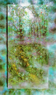 Emerald Rain Forest 1990 Limited Edition Print by Brett Livingstone Strong - 0